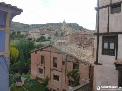 Sierra de Albarracín y Teruel;el sabinar provenza lavanda mina de plata viajes comunidad madrid